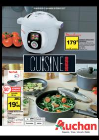 Prospectus Auchan MAUREPAS : Cuisine gourmande