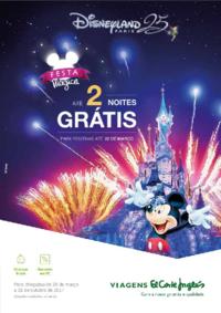 Catálogos e Coleções Viagens El Corte Inglés Porto Júlio Dinis : Disney Festa Mágica