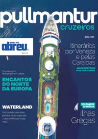 Catálogos e Coleções Viagens Abreu Barreiro : Pullmantur cruzeiros 2017