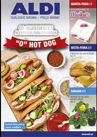 Folhetos Aldi Alfragide : O HOT DOG