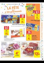 Prospectus Carrefour : La fête des p'tits gourmands
