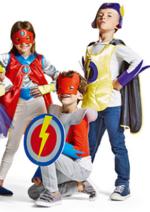 Catalogues et collections Oxybul Eveil & jeux : Carnaval, révélons leurs super pouvoirs !