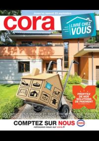 Prospectus Cora MASSY : Profitez de nos solutions de paiement