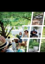 Catalogues et collections Truffaut : Catalogue 2017: Mobilier, Barbecues, Pots