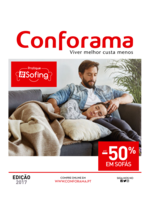 Folhetos Conforama : Pratique #Sofing