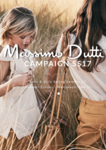Catalogues et collections Massimo Dutti : Campaign spring summer 2017