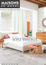 Promos et remises  : Style Vintage