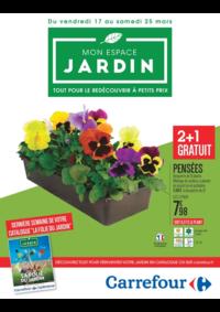 Prospectus Carrefour SAINT PIERRE DES CORPS : Mon espace jardin