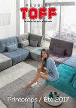 Promos et remises  : Le catalogue printemps été 2017