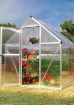 Promos et remises  : Jusqu'à -60% sur les serres et abris de jardin