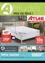 Prospectus Atlas : Attitudes Prix de rêve !