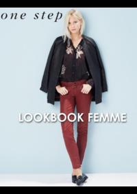 Catalogues et collections One step ROSNY SOUS BOIS : Feuilletez le lookbook femme