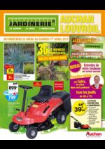 Prospectus  : Spécial jardinerie