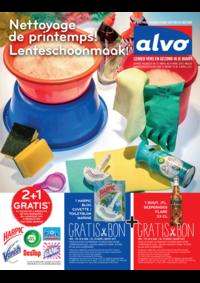 Prospectus Alvo Ukkel : Nettoyage de printemps