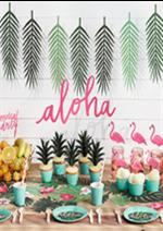 Promos et remises  : Inspirez-vous du thème Tropical