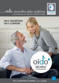 Catalogues et collections Audition Conseil Cormeilles-en-Parisis : Catalogue Appareil Auditif Oïdo
