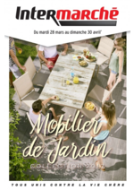 Promos et remises  : Mobilier de jardin collection 2017