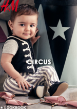 Catalogues et collections H&M : Lookbook Circus