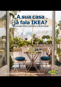 Folhetos IKEA Matosinhos : A sua casa já fala IKEA ?