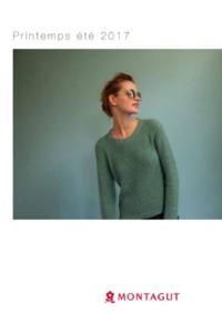 Catalogues et collections Montagut cormeilles en parisis : Lookbook femme printemps été 2017