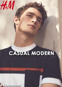 Prospectus H&M Namur : Lookbook Casual Modern