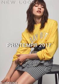 Catalogues et collections New Look Namur : Lookbook printemps 2017