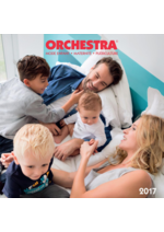 Prospectus Orchestra : Catalogue 2017