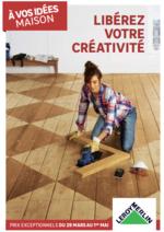 Prospectus Leroy Merlin : Libérez votre créativité