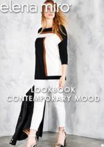 Catálogos e Coleções Elena Miró : Lookbook Contemporary mood