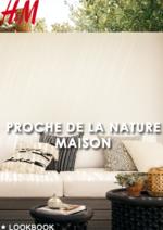 Promos et remises  : Lookbook maison Proche de la nature