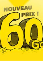 Bons Plans La Poste : Le plus Giga des forfaits SIM : 18,99€ par mois
