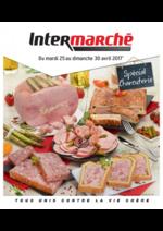 Prospectus Intermarché Super : Spécial charcuterie