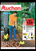 Prospectus Auchan : Côté brico