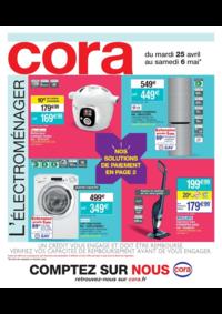 Prospectus Cora ERMONT : L'électroménager