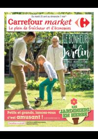 Prospectus Market Paris 11 - Rue Amelot : Le bonheur au jardin