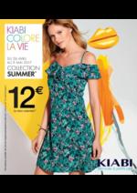Prospectus Kiabi : Welcome Summer