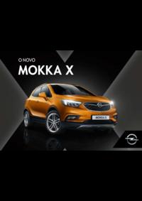 Catálogos e Coleções Opel Moita Rua dos Ferreiros : O novo MOKKA X