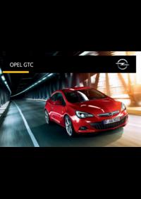 Catálogos e Coleções Opel Torres Vedras : Catálogo Opel GTC