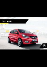 Catálogos e Coleções Opel Moita Rua dos Ferreiros : Catálogo Opel Karl