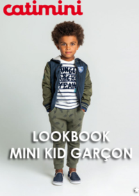 Catalogues et collections Catimini OBERNAI 22 PLACE DU MARCHE : Lookbook Mini Kid Garçon