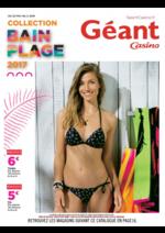 Promos et remises  : Collection bain plage 2017