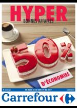 Prospectus Carrefour : Bonnes affaires