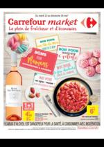 Prospectus Carrefour Market : Bons pour mamans gourmandes et adorées