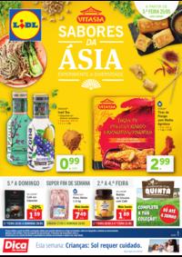 Folhetos Lidl Salvaterra De Magos : Sabores da Ásia