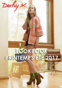 Catalogues et collections Derhy Cergy : Lookbook printemps été 2017