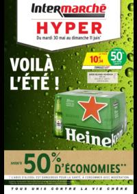 Prospectus Intermarché Hyper REDON : Voilà l'été !