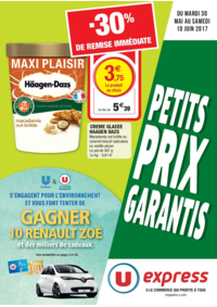 Prospectus U Express REDON : Petits prix garantis