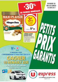 Prospectus U Express La Frette Sur Seine : Petits prix garantis