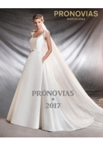 Catálogos e Coleções  : PRONOVIAS 2017