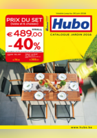 catalogue jardin 2016 hubo